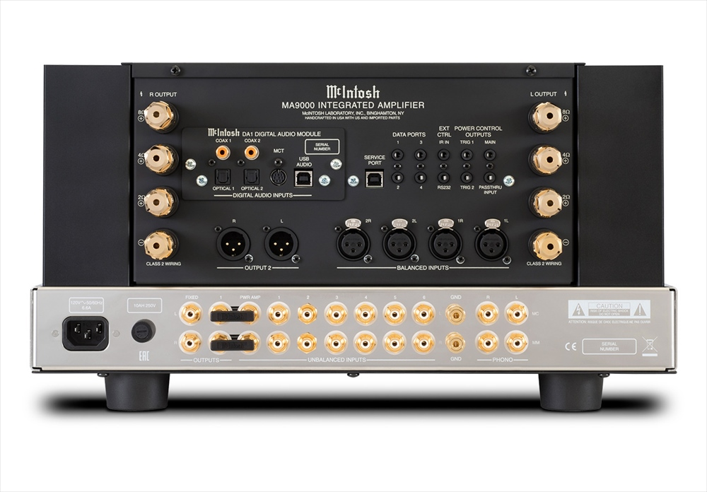 McIntosh - MA9000(プリメインアンプ){大型ELE}《JP》【メーカー取寄商品・納期を確認後、ご連絡いたします】