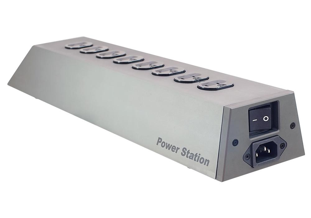 iFi-audio - PowerStation(電源タップ)《JP》【在庫有り即納】
