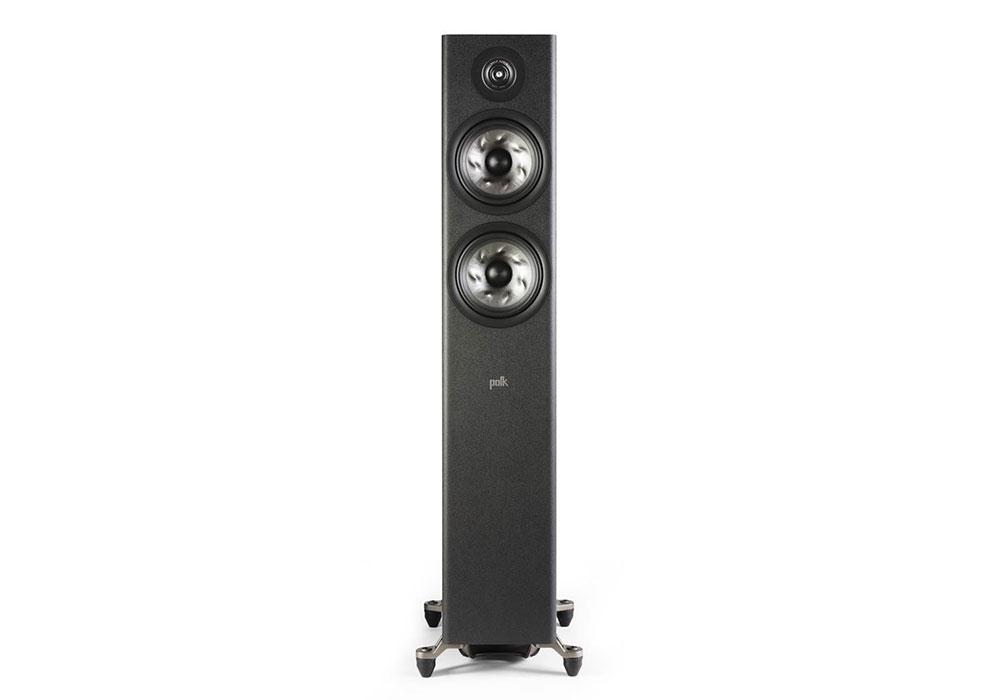 Polk Audio - R600/BLK(ブラック・フロアスタンディングスピーカー・1本)《JP》【在庫有り即納】