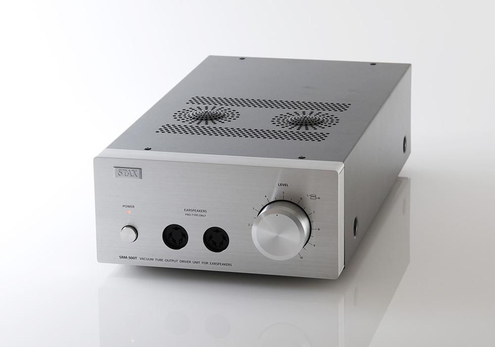 STAX - SRM-500T(真空管方式・ドライバーユニット)《JP》【在庫有り即納】