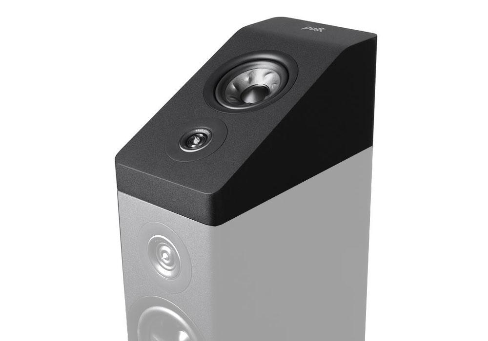 Polk Audio - R900/BLK(ブラック・ハイトモジュールスピーカー・ペア)《JP》【在庫有り即納】