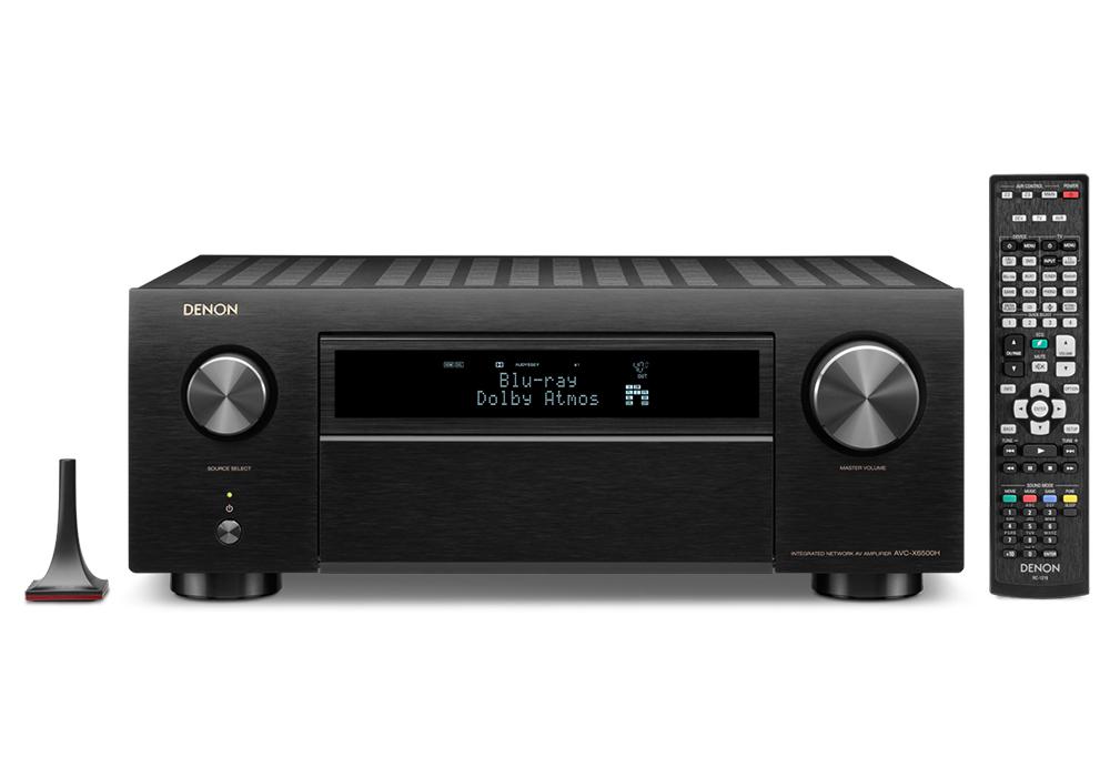 DENON - AVC-X6500H/ブラック(11.2ch AVサラウンドアンプ)《JP》【在庫有り即納】