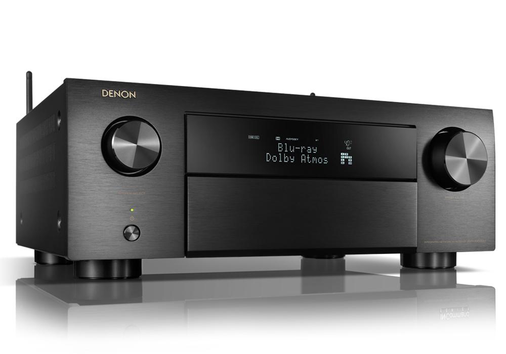 DENON - AVR-X4500H/ブラック(9.2ch AVサラウンドレシーバー)《JP》【完売】