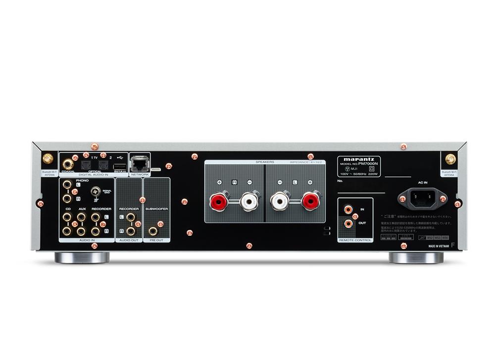 marantz - PM7000N(ネットワーク対応プリメインアンプ)《JP》【在庫有り即納】