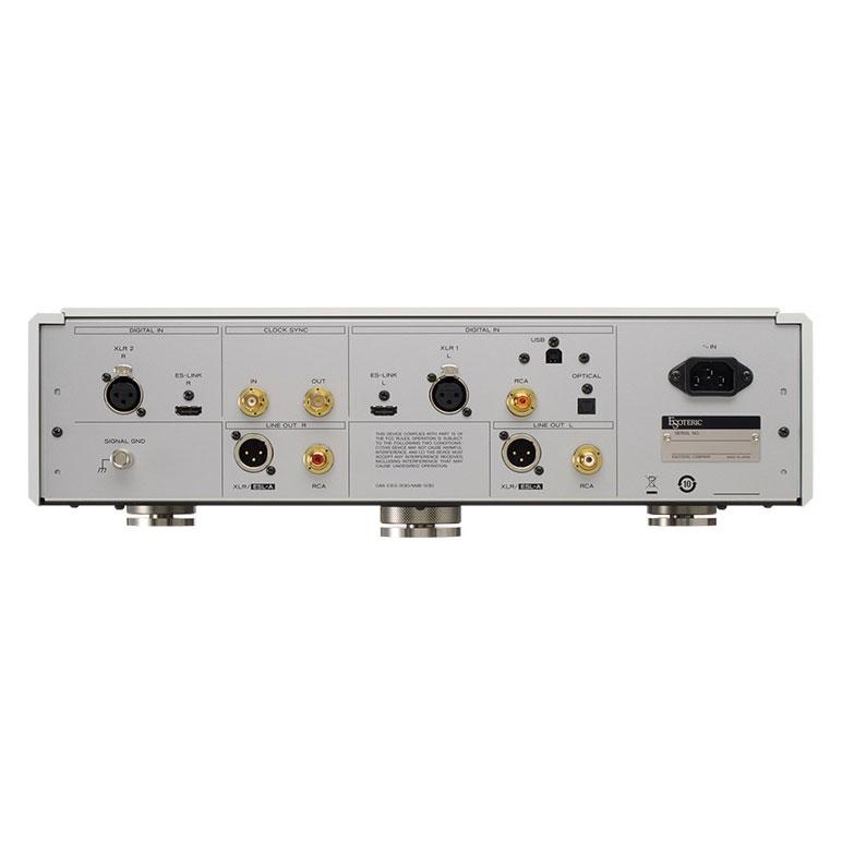ESOTERIC - D-05X(デュアルモノD/Aコンバーター)【限定特価品】《JP》