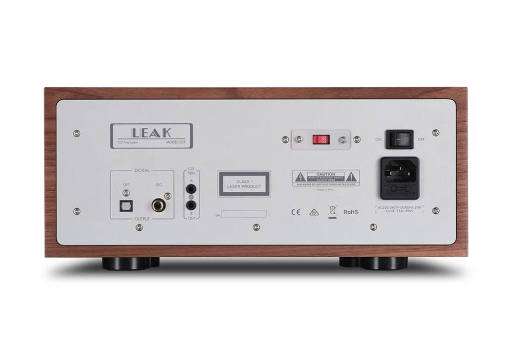 LEAK Audio - CDT(DAC非搭載・CDトランスポート)《JP》【2021年2月下旬発売予定・ご予約受付中】