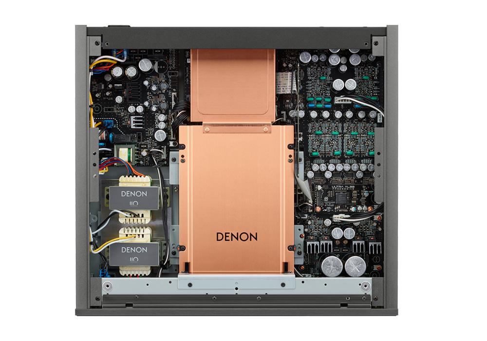 DENON - DCD-A110/グラファイト・シルバー(デノン創立110周年記念モデル・SACD/CDプレーヤー)《JP》【2021年1月11日まで AudioQuestケーブルプレゼントキャンペーン実施中】【在庫有り即納】