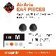 FunSounds - AirAria専用交換用イヤーピース・1サイズ入り(S/M/L/XLより1つご選択)《JP》【在庫有り即納】