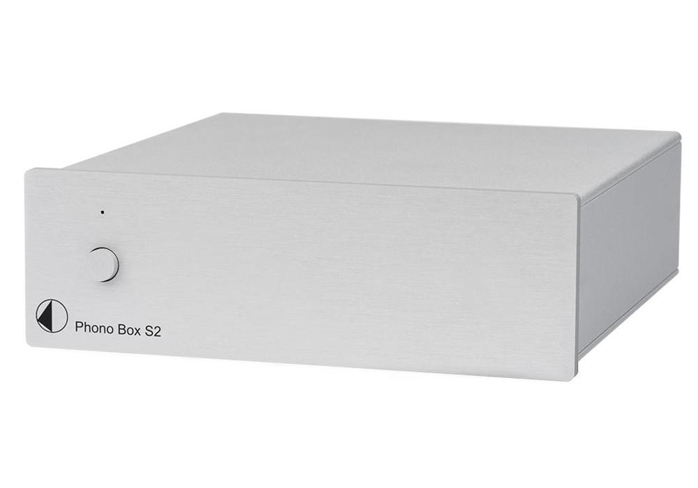 Pro-Ject - PHONOBOX/S2/SL(デュアルモノMM/MC フォノアンプ)《JP》【次回納期未定・ご予約受付中】