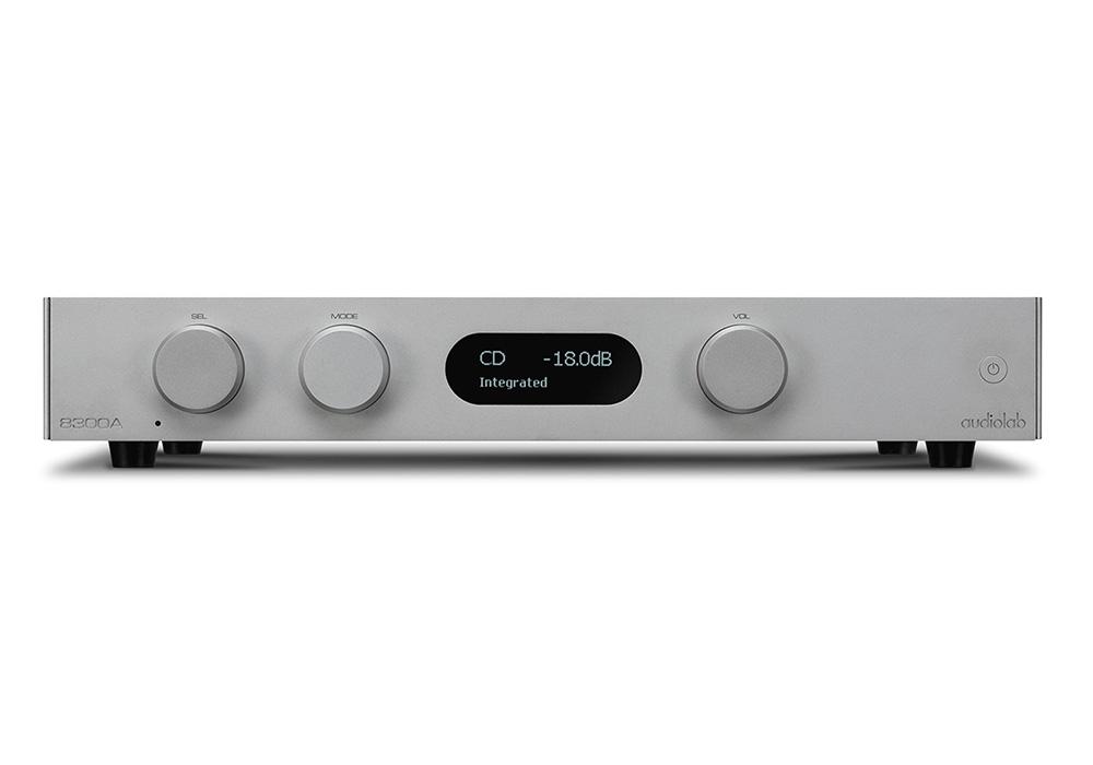 audiolab - 8300A/シルバー(インテグレーテッドアンプ)《JP》【メーカー直送商品(代引不可)・納期を確認後、ご連絡いたします】