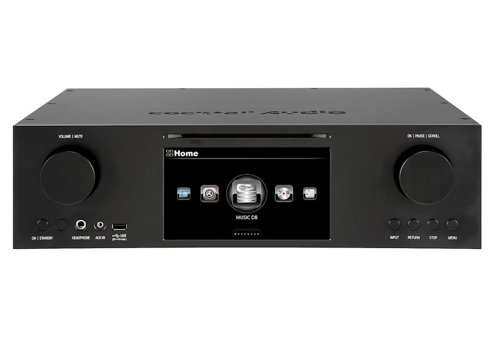 cocktail Audio - X45Pro/ブラック(マルチメディアプレーヤー)《JP》【メーカー取寄商品・納期を確認後、ご連絡いたします】