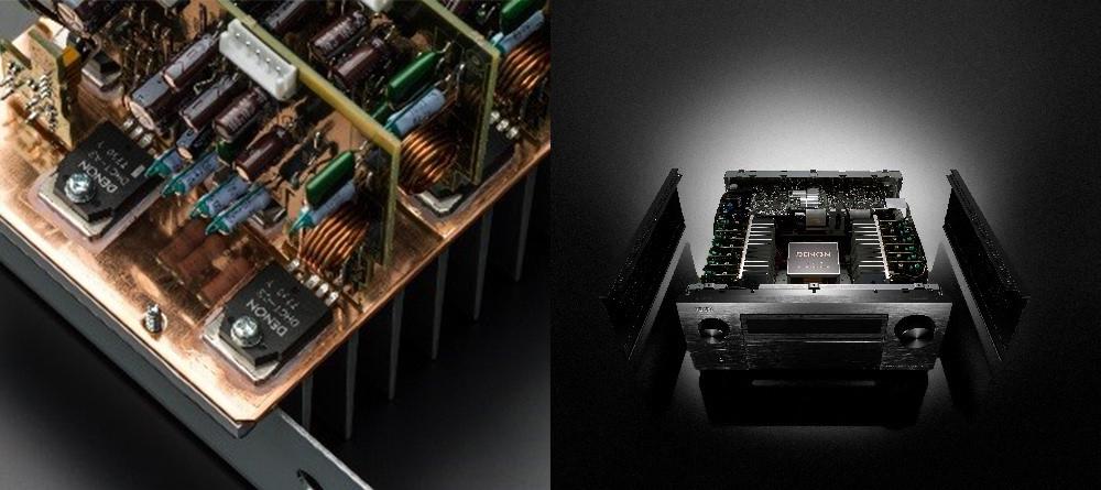 DENON - AVC-X8500H/ブラック(13.2ch AVサラウンドレシーバー)【箱汚れ・箱スレ品(メーカー保証有り)】《JP》【在庫有り即納】