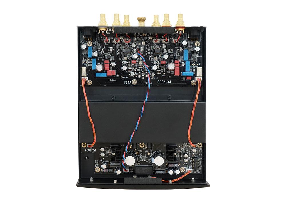 HEGEL - V10/ブラック(MM/MC対応・フォノイコライザーアンプ)《JP》【メーカー取寄商品・納期を確認後、ご連絡いたします】