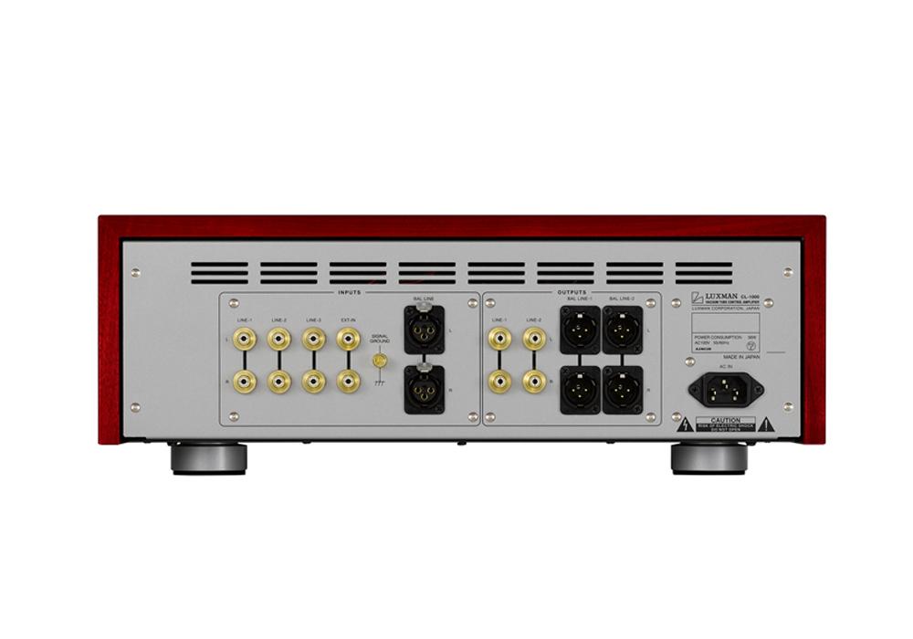 LUXMAN - CL-1000(真空管コントロールアンプ)《JP》【メーカー取寄商品・次回納期未定・ご予約受付中】