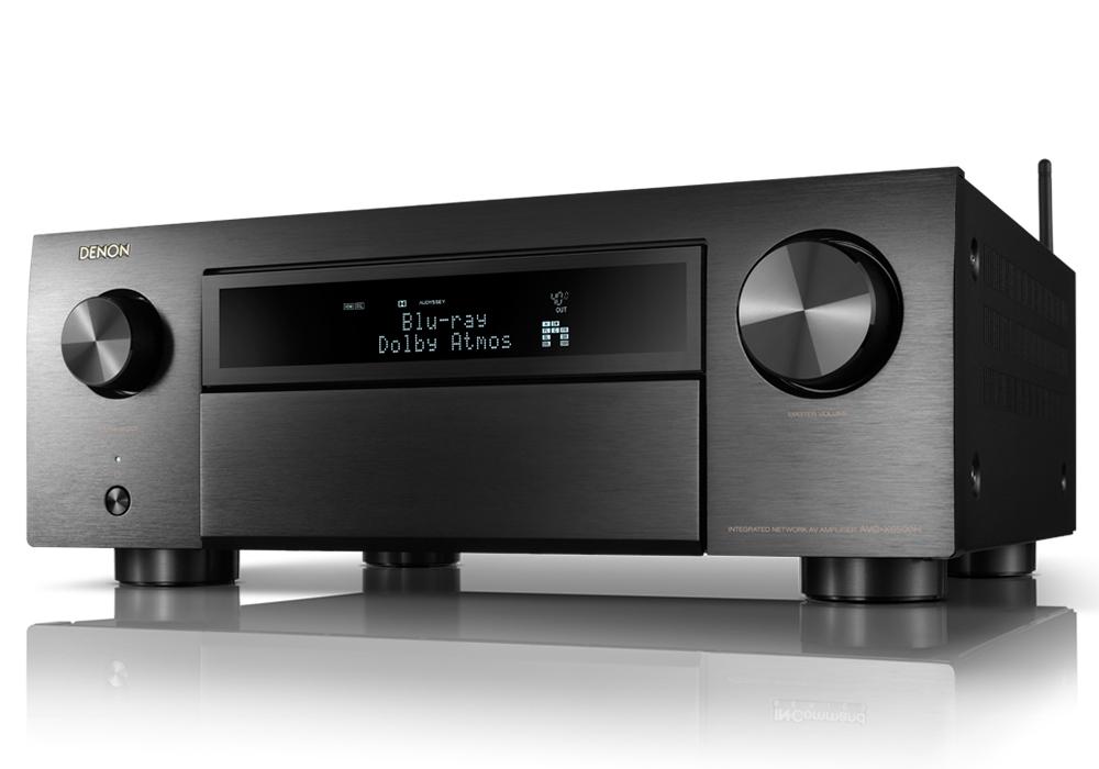 DENON - AVC-X6500H/ブラック(11.2ch AVサラウンドアンプ)【箱汚れ・箱スレ品(メーカー保証有り)】《JP》【在庫限り・在庫有り即納】