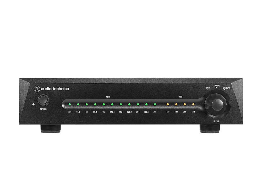 audio-technica - AT-DAC100(D/Aコンバーター)《JP》【在庫有り即納】