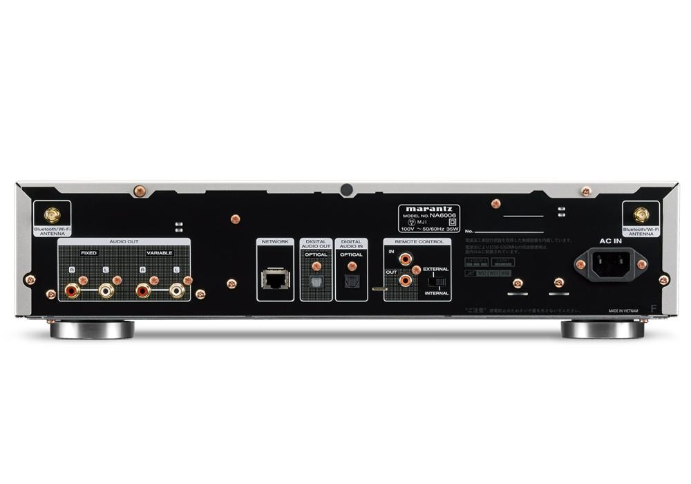 marantz - NA6006/シルバーゴールド(ネットワークプレーヤー)《JP》【在庫有り即納】