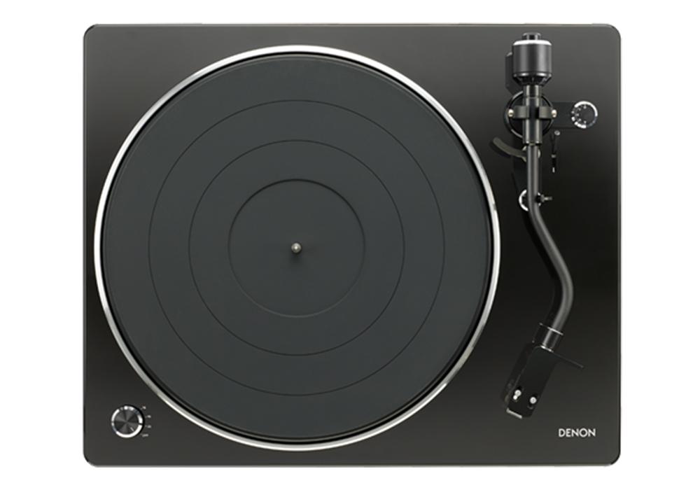 DENON - DP-400/ブラック(ベルトドライブ方式・レコードプレーヤー)《JP》【次回納期未定・ご予約受付中】