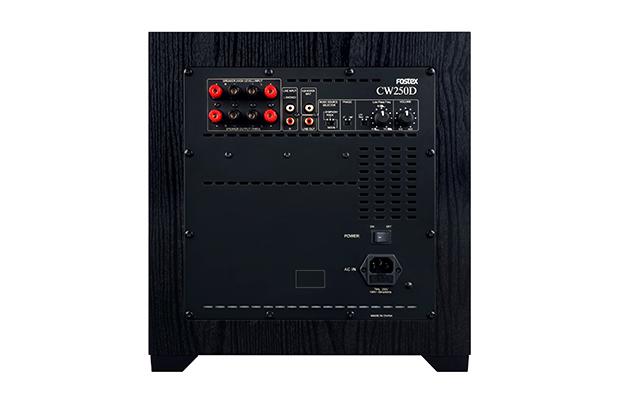 FOSTEX - CW250D(サブウーファー)《JP》【在庫有り即納】