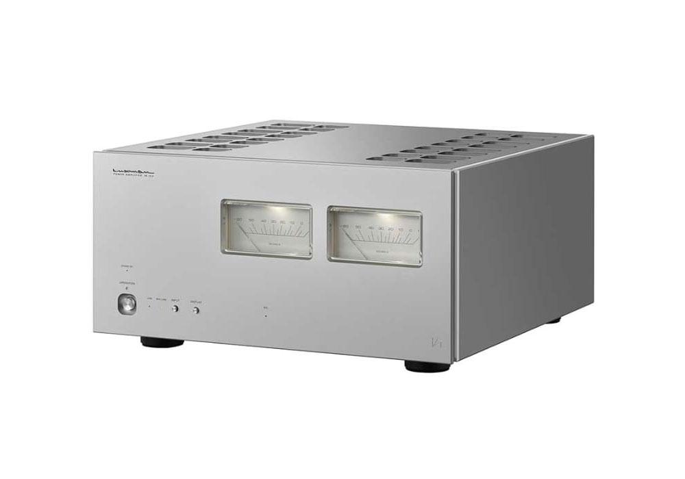 LUXMAN - M-10X(ステレオパワーアンプ){大型LUX}《JP》【10月下旬発売予定・ご予約受付中】