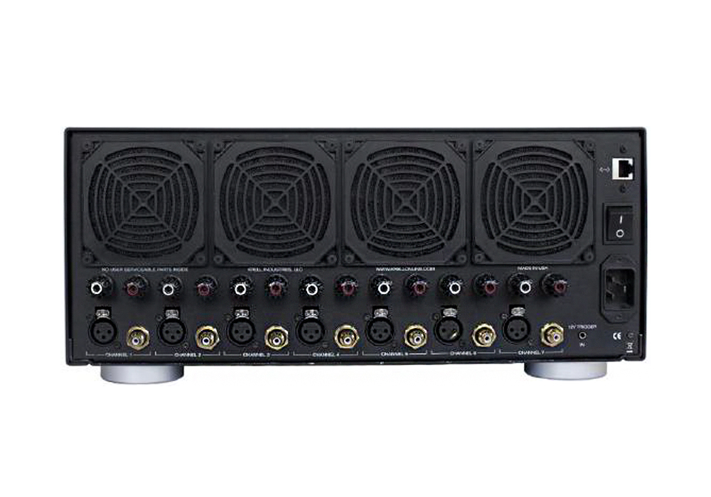 KRELL - Chorus 4200(4ch・パワーアンプ)《JP》【メーカー取寄商品・納期を確認後、ご連絡いたします】