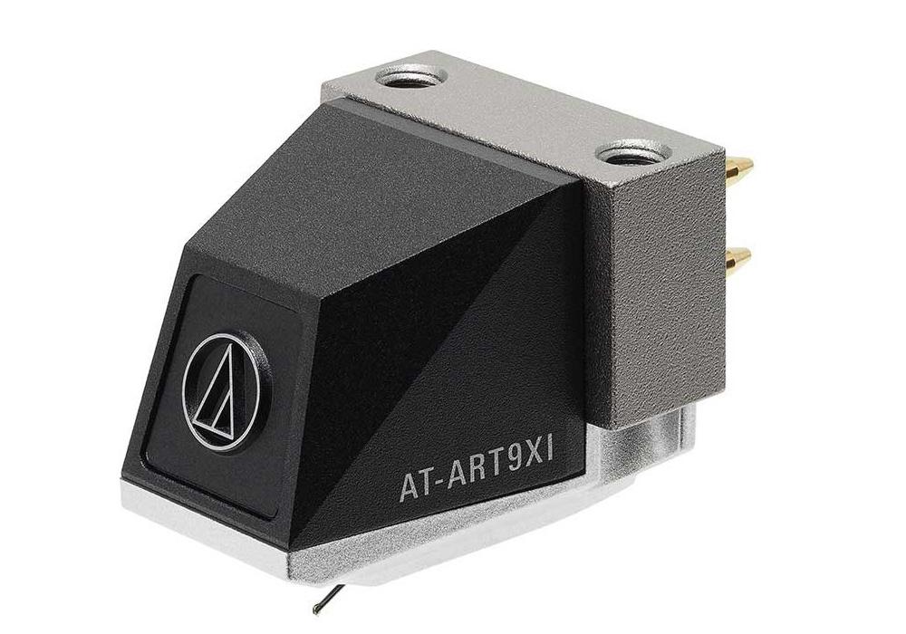 audio-technica - AT-ART9XI(MC型ステレオカートリッジ・鉄芯タイプ・特殊ラインコンタクト針搭載)《JP》【メーカー直送品(代引不可)・2〜4営業日でお届け可能です※メーカー休業日除く】