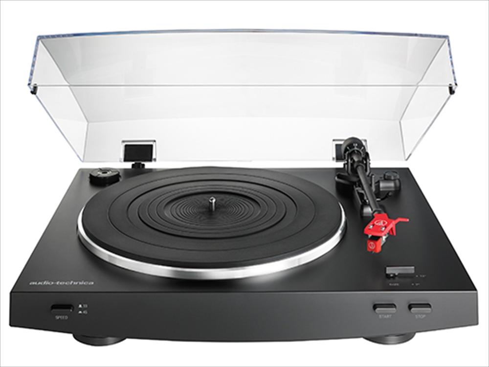 audio-technica - AT-LP3(ベルトドライブ式・フルオートターンテーブル)《JP》【メーカー直送品(代引不可)・3〜5営業日前後でお届け可能です※メーカー休業日除く】