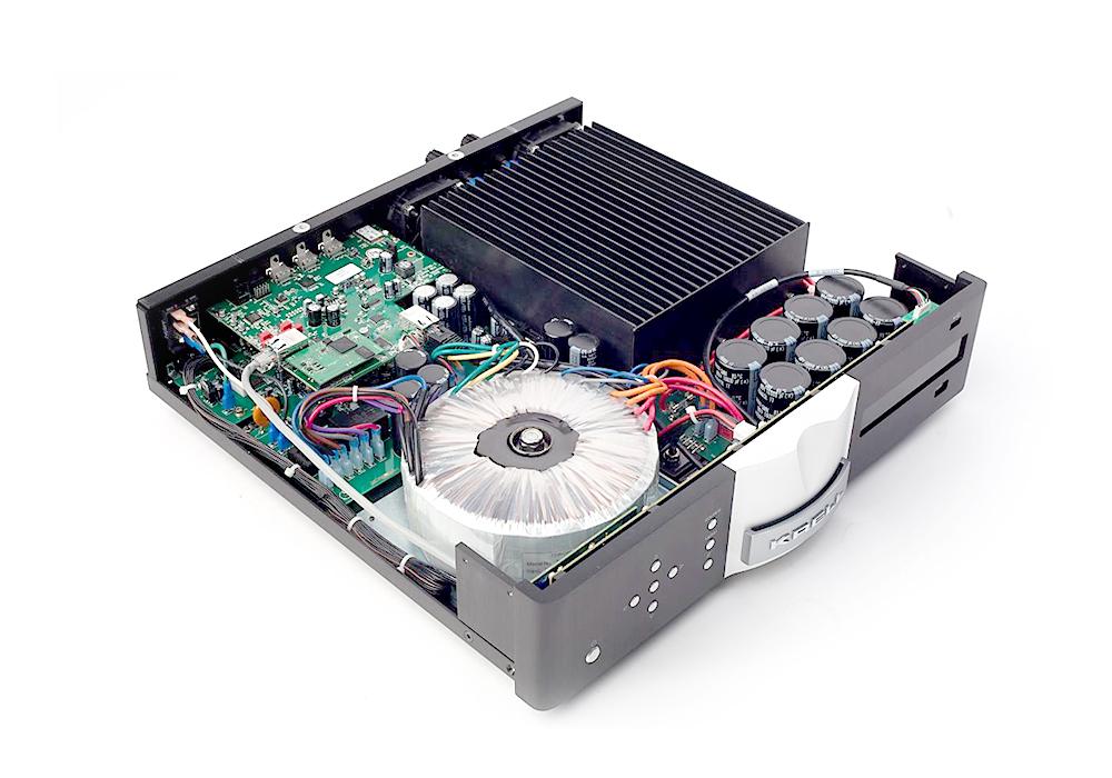 KRELL - Digital Vanguard(デジタル入出力対応・プリメインアンプ)《JP》【メーカー取寄商品・納期を確認後、ご連絡いたします】