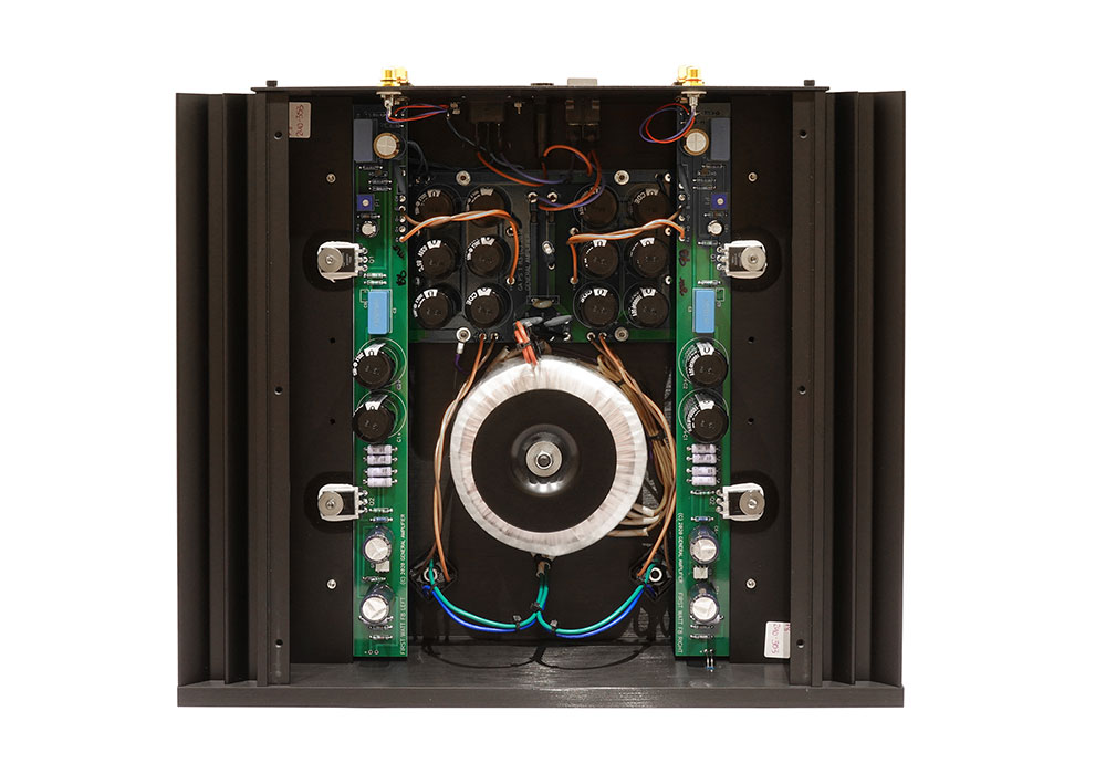 FIRST-WATT - F8(ステレオパワーアンプ)《JP》【メーカー直送品(代引不可)・納期を確認後、ご連絡いたします】