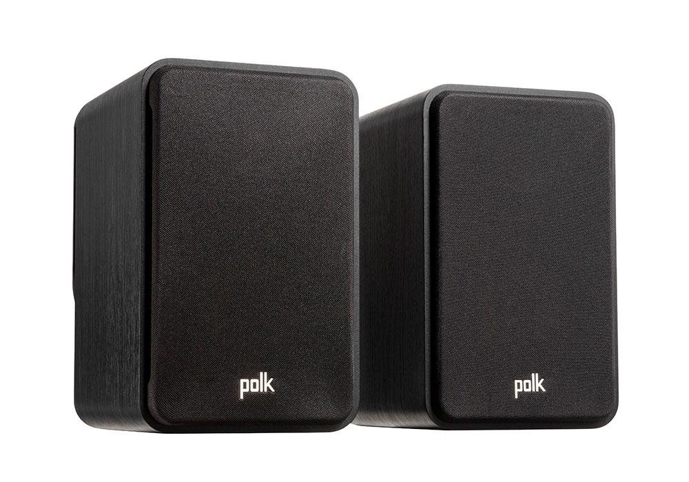Polk Audio - ES15/BLK(ブラック・ブックシェルフスピーカー・ペア)《JP》【在庫有り即納】