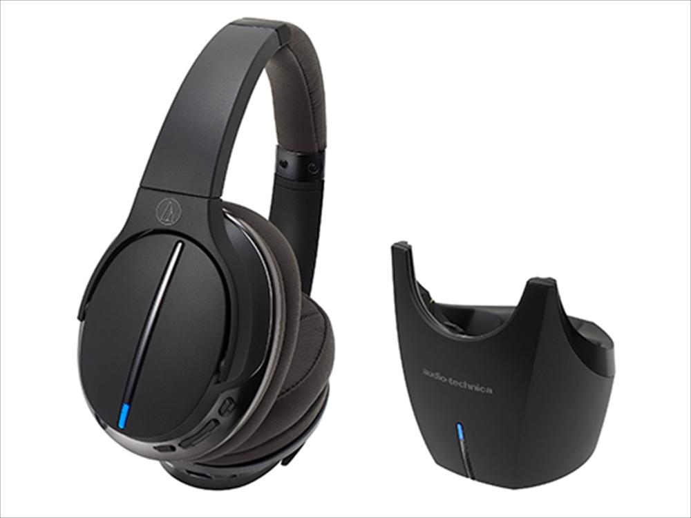 audio-technica - ATH-DWL770(デジタルワイヤレスヘッドホンシステム)《JP》【メーカー直送商品(代引不可)・2〜4営業日でお届け可能です※メーカー休業日除く】