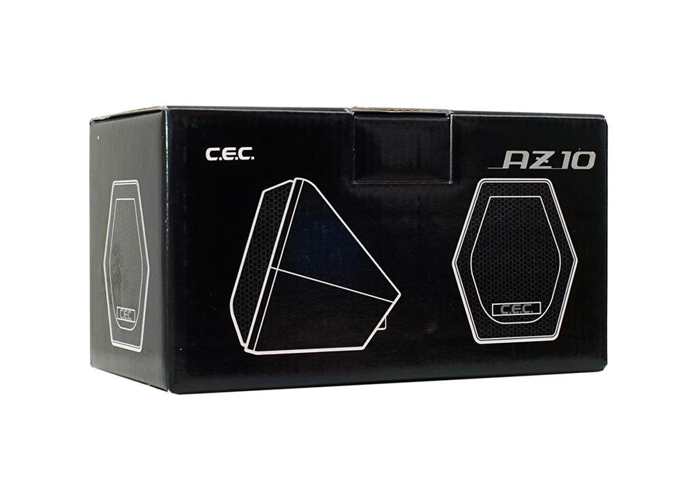 CEC - AZ-10(ペア)(密閉型小型スピーカー)《JP》【完売】