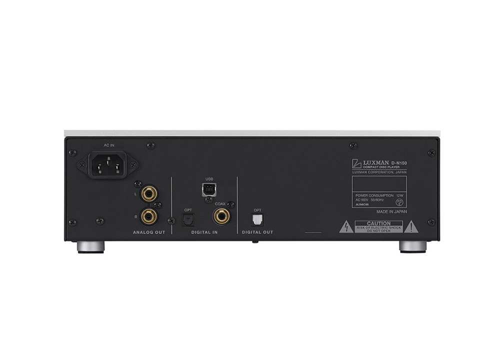 LUXMAN - D-N150(CDプレーヤー)《JP》【在庫有り即納】