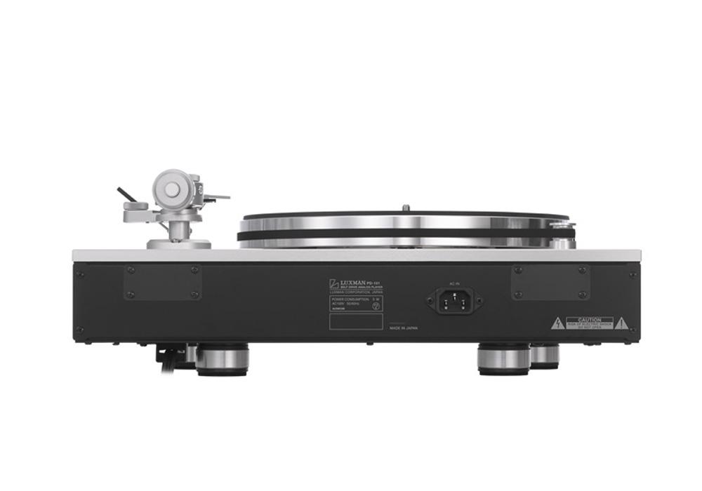 LUXMAN - PD-151(ベルトドライブ式・アナログプレーヤー)(カートリッジ別売/専用ダストカバー別売)《JP》【次回納期未定・ご予約受付一時見合わせ中】