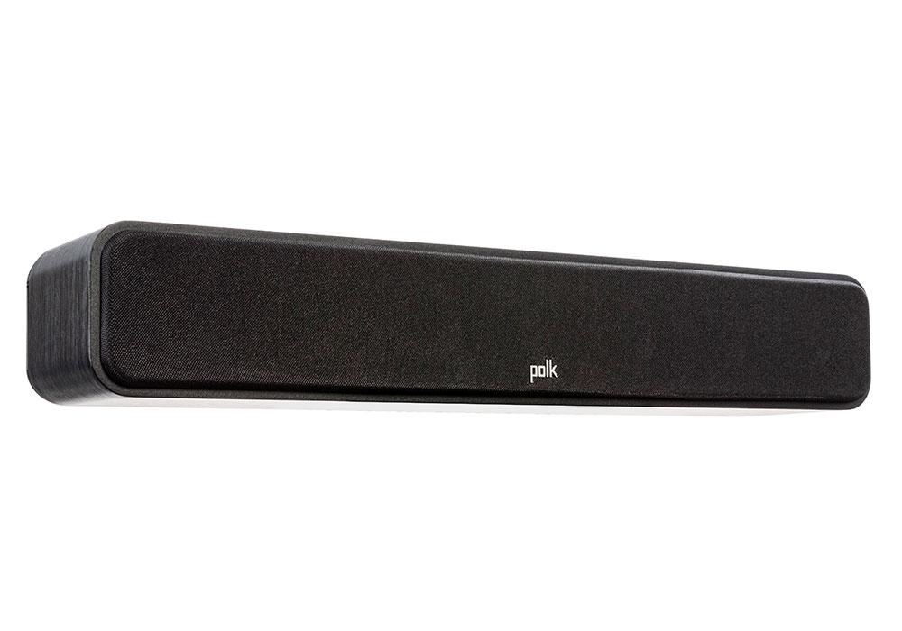 Polk Audio - ES35/BLK(ブラック・センタースピーカー・1本)《JP》【在庫有り即納】