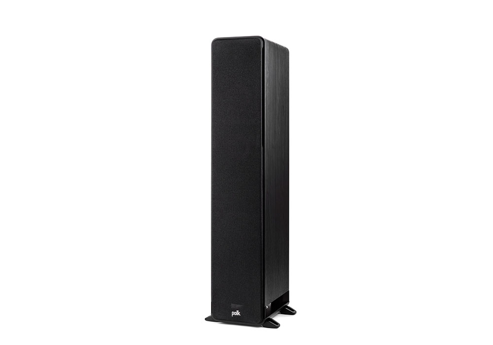 Polk Audio - ES50/BLK(ブラック・フロアスタンディングスピーカー・1本)《JP》【メーカー取寄商品・3〜5営業日前後でお届け可能です※メーカー休業日除く】