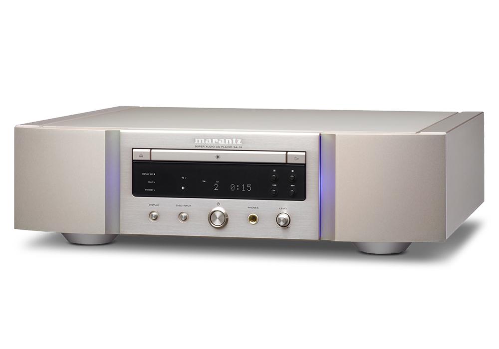 marantz - SA-12(SACD/CDプレーヤー)【在庫限り特価品】《JP》【完売】