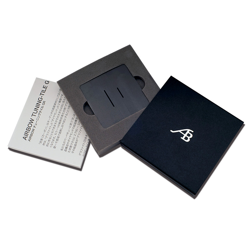 AIRBOW - TUNING-TILE GR(チューニングタイルGR 4枚セット)《JP》【在庫有り即納】