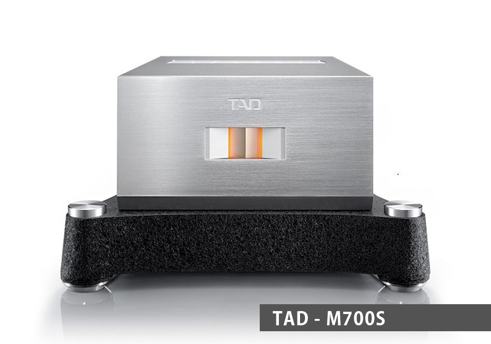 TAD - M700S(ステレオパワーアンプ・1台){大型TAD}《JP》【在庫有り・3〜7営業日でお届け可能※北海道沖縄10営業日前後(代引不可)】