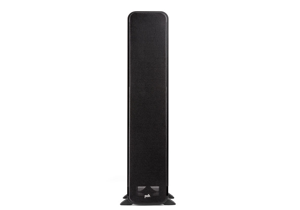 Polk Audio - ES55/BLK(ブラック・フロアスタンディングスピーカー・1本)《JP》【メーカー取寄商品・3〜5営業日前後でお届け可能です※メーカー休業日除く】