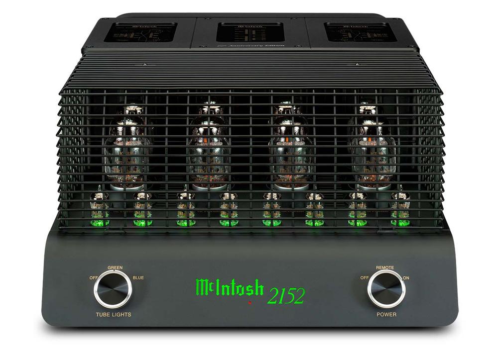 McIntosh - MC2152(真空管ステレオパワーアンプ){大型ELE}《JP》【メーカー取寄商品・納期を確認後、ご連絡いたします】