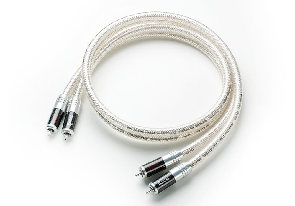 ESOTERIC - 7N-DA6100� MEXCEL RCA/1.0m(同軸デジタルケーブル・RCA端子・2本)《JP》【初回生産・先着100名様 Super Audio CDハイブリッド・ソフトプレゼントキャンペーン実施中】【メーカー取寄商品・納期を確認後、ご連絡いたします】
