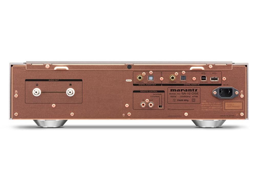 marantz - SA-12 OSE(SA12OSE/FN)(SACD/CDプレーヤー)《JP》【在庫有り即納】