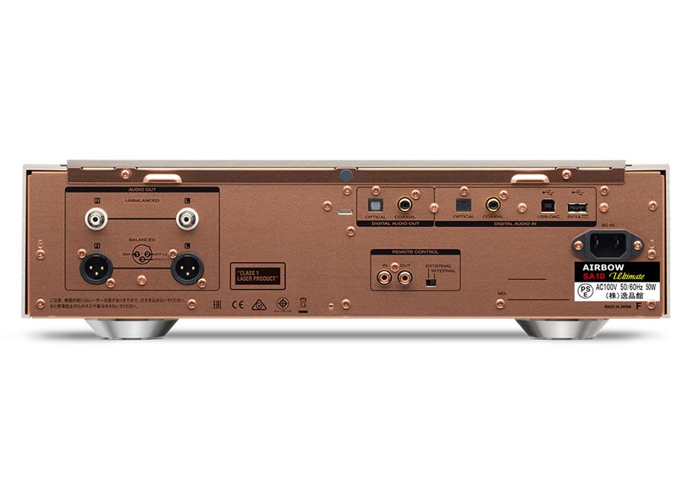 AIRBOW - SA10 Ultimate(SACD/CDプレーヤー)《JP》
