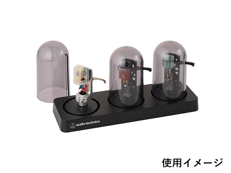 audio-technica - AT6003R(3連カートリッジキーパー)《JP》【在庫有り即納】