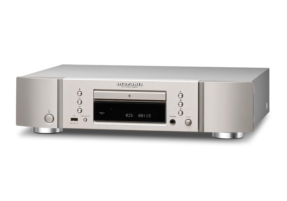 marantz - CD6007/シルバーゴールド(CD6007/FN)(CDプレーヤー)《JP》【次回納期未定・ご予約受付中】