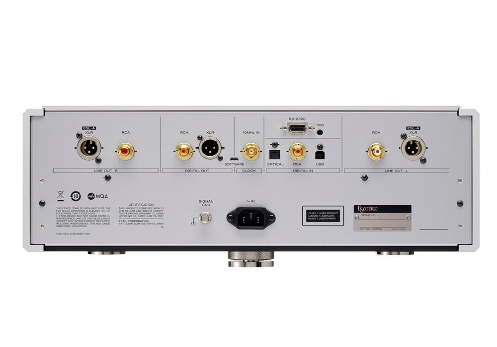 ESOTERIC - K-01XD(SACD/CDプレーヤー)【限定特価品】《JP》【在庫有り即納】