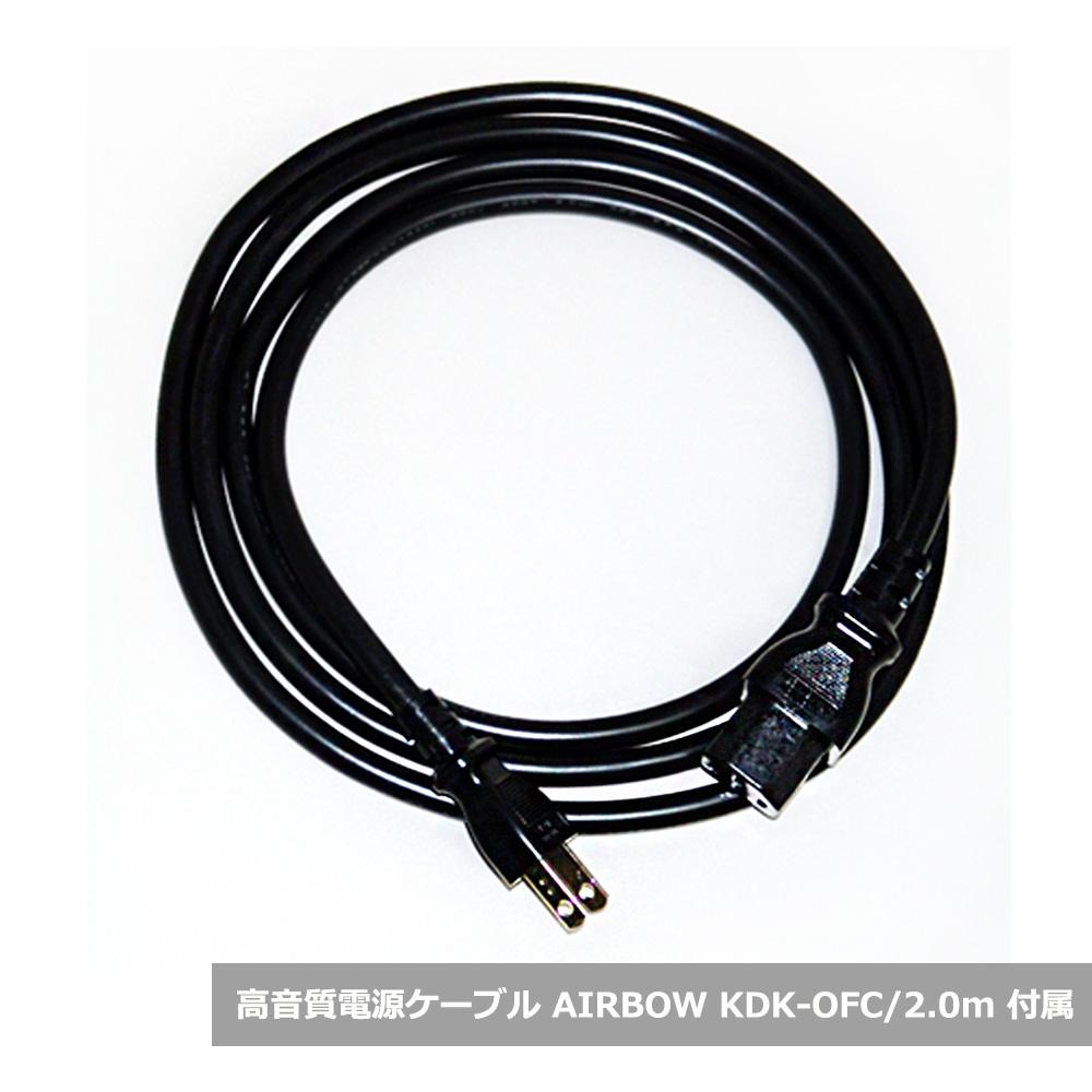 AIRBOW - SA12OSE Master(SACD/CDプレーヤー)《JP》