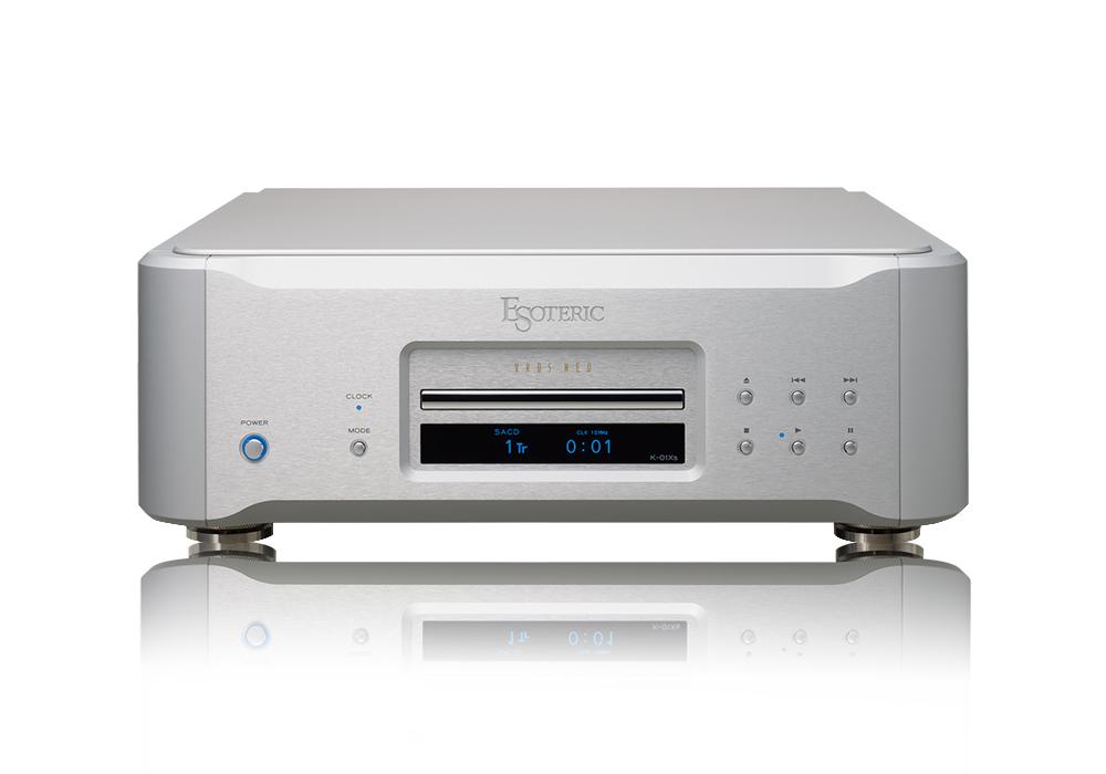 ESOTERIC - K-01Xs(SACD/CDプレーヤー)【限定特価品】《JP》【完売】