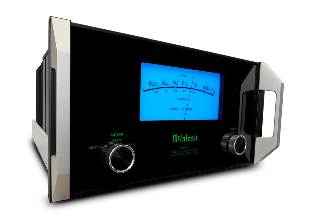 McIntosh - MC611(モノラルパワーアンプ・ペア){大型ELE}《JP》【メーカー取寄商品・納期を確認後、ご連絡いたします】